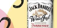 Apple Whiskey punch Winter, Jack Daniel's