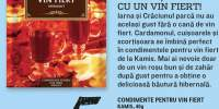 Condimente pentru vin fiert, Kamis