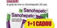 Sanohepatic - protectie hepatica