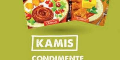 Condimente carnati/sarmale Kamis