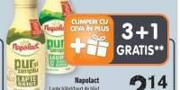 Lapte batut/ Iaurt de baut Napolact