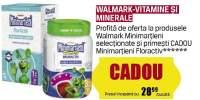 Walmakr - vitamine si minerale