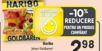 Haribo jeleuri Goldbaren/ aroma Cola