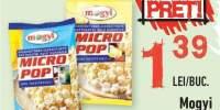Mogyi popcorn microunde