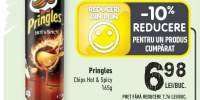 Pringles Chips Hot & Spicy