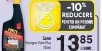 Sano detergent Forte Plus
