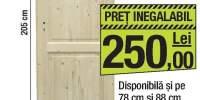 Usa molid Alexandra plina 205x68 centimetri