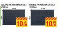 Covoras PPR 40x60 centimetri Texture 1/2
