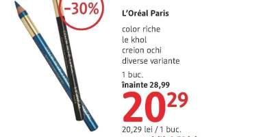 L'Oreal Paris color riche le khol creion ochi