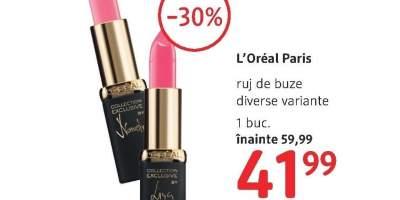 L'Oreal Paris ruj de buze