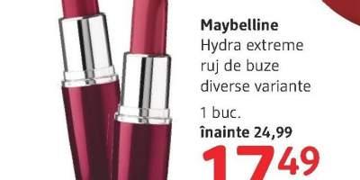 Maybelline Hydra extreme ruj de buze