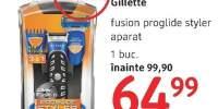 Aparat Fusion Proglide Styler, Gillette