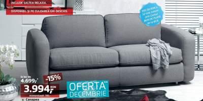Canapea 3 locuri, Soho