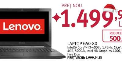Laptop G50-80 Lenovo