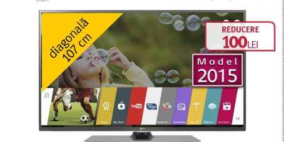 Led Smart TV 3D Full HD LG 42LF652V