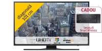 Led Smart TV Ultra HD Samsung UE40JU6440