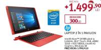 Laptop 2 in 1 Pavilion HP