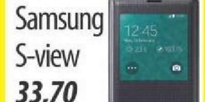 Husa Samsung S-view