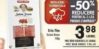 Cris-Tim salam Sinaia