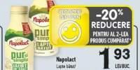 Napolact lapte batut/iaurt de batut