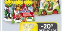 Danonino iaurt de baut cu capsune/ banane