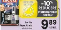 Loctite Super Attack adeziv instant