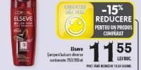 Elseve sampon/ balsam
