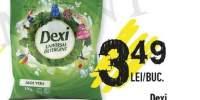 Dexi detergent universal