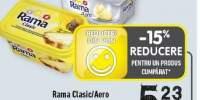 Rama Clasic/Aero grasime vegetala