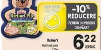 Martinel pate Reinert