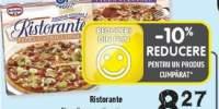 Pizza diverse sortimente Ristorante
