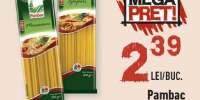 Spaghete/macaroane Pambac