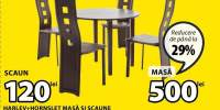 Harlev + Hornslet masa si scaune