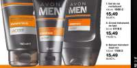 Avon Men Essentials cosmetice barbierit