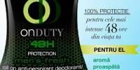 Deodorant cu bila Men