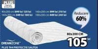 Plus T44 Protectie saltea Dreamzone