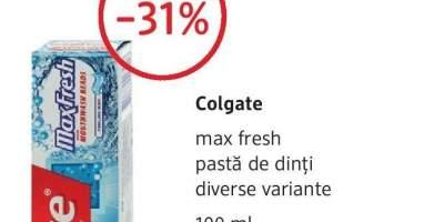 Colgate Max Fresh pasta de dinti