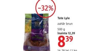 Tate Lyle zahar brun