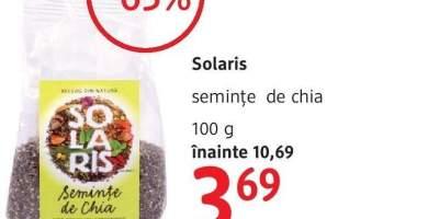 Solaris seminte de chia