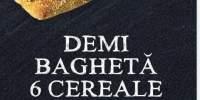 Demi bagheta 6 cereale Chateau Blanc