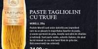 Paste tagliolini cu trufe Morelli