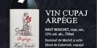 Vin Cupaj Arpege Haut Nouchet