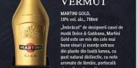 Vermut Martini Gold