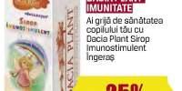 Dacia Plant imunitate