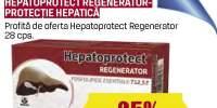 Hepatoprotect Regenerator protectie hepatica