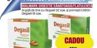 Walmark digestie sanatoasa /  flatulenta