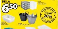 Reducere intre 25-40% la toate cutiile de depozitare din plastic