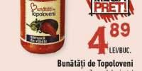 Bunatati de Topoloveni zacusca de vinete / ciuperci