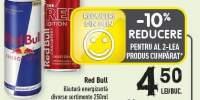 Red Bull bautura energizanta