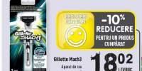 Aparat de ras Gillette Mach 3
